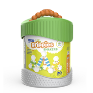 Конструктор Grippies Shakers, 20 деталей