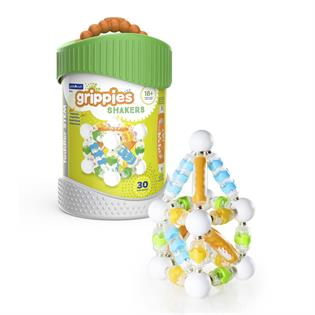 Конструктор Grippies Shakers, 30 деталей