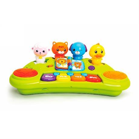 Игрушка Hola Toys Пианино со зверушками (2103A)