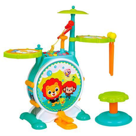 Игрушка Hola Toys барабанная установка (3130)