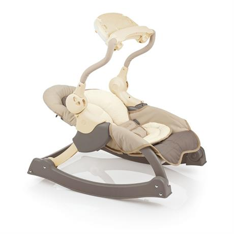 Кресло-качалка Weina MusiCozzi Magic (шоколадный) (4003.101.01)