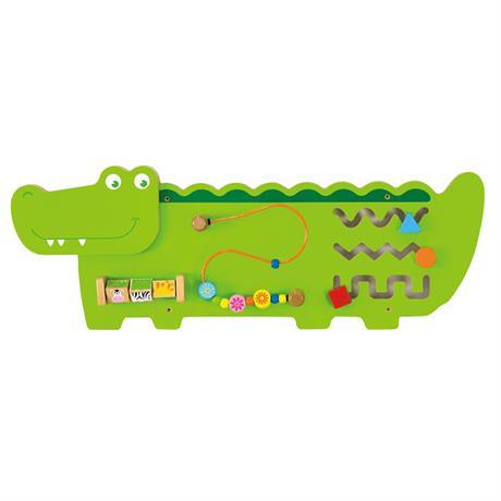 Настенная игрушка бизиборд Viga Toys