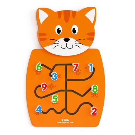 Настенная игрушка Viga Toys