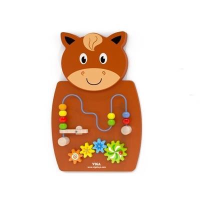 Игрушка настенная бизиборд Viga Toys