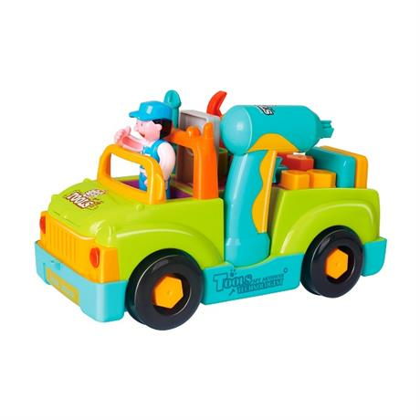 Игрушка Hola Toys Грузовик с инструментами (6109)