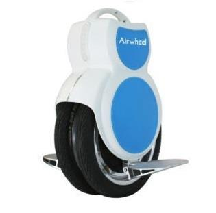 Моноколесо AIRWHEEL Q6 130WH (белый/синий) - фото 1