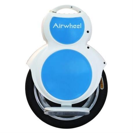 Моноколесо AIRWHEEL Q6 130WH (белый/синий) - фото 2
