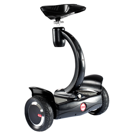 Гироборд AIRWHEEL S8MINI 260WH (черный) - фото 1