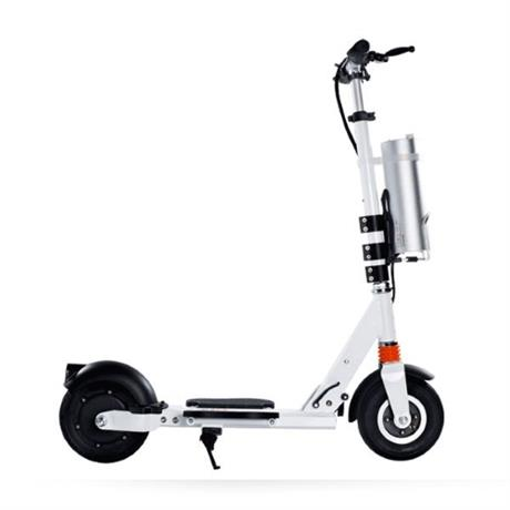 Электросамокат AIRWHEEL Z3 162.8WH (белый) - фото 5