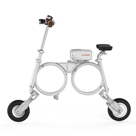 Электросамокат AIRWHEEL E3 247,9WH (белый) - фото 3