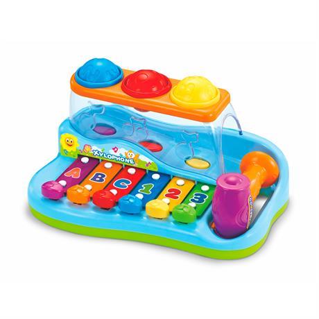 Игрушка Hola Toys Ксилофон (856)
