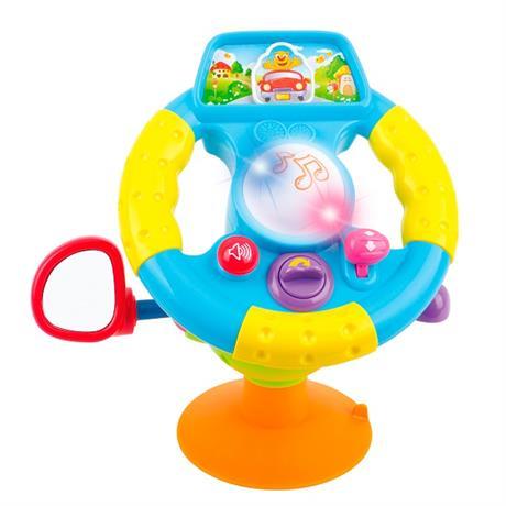 Игрушка Hola Toys Веселый руль (916)