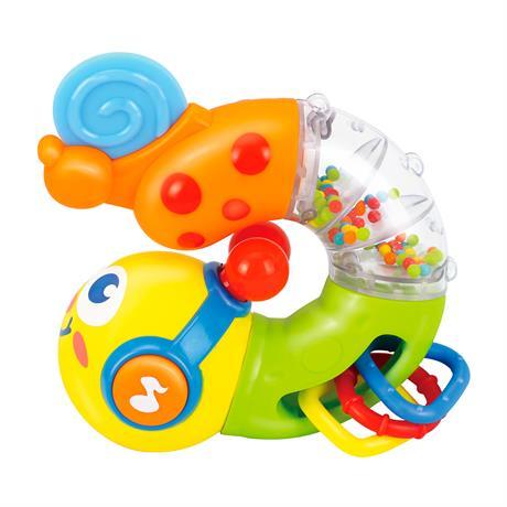 Игрушка Hola Toys Музыкальный червячок (917)