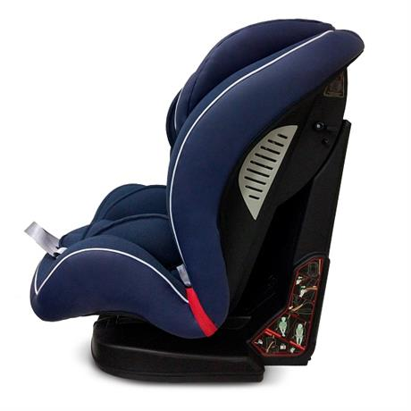 Автокресло Welldon Encore Isofix (синий) BS07-TT01-005 - фото 2