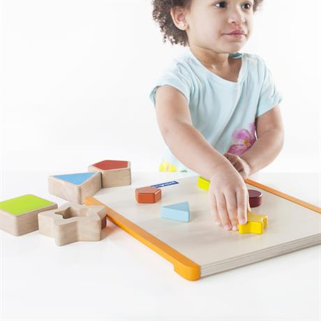 Сортер Guidecraft Manipulatives Фигуры (G6733) - фото 6