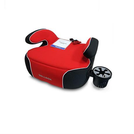 Автокресло Welldon Penguin Pad (красный/черный) PG08-P02-003